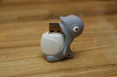 ペンギン型フラッシュメモリー