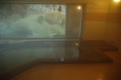 名栗温泉 古代檜風呂