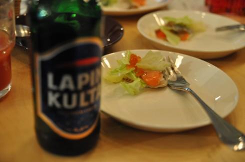 フィンランド料理