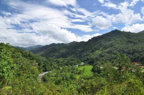 キウルの風景