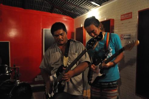 ギターセッション
