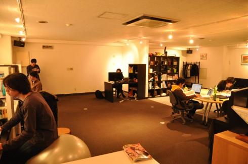 オフィス完成後2